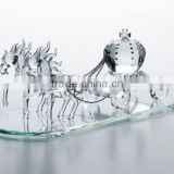 Crystal Fashion horse carriage ,crystal Fashion Horse carriage for home decoration,crystalv Fashion Horse carriage for gift