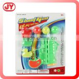 Top quality game toy plastic ball shooting gun with EN71