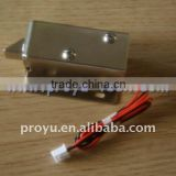 small Electric Lock for cabinet. electric bolt PY-XGO1