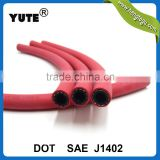 "dot approved fmvss 106 3/8"" red truck using wholesale yute air brake hose"
