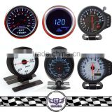 New 52mm 3 in 1 triple gauge, 52mm 3 in 1 Volt meter, oil temp gauge ,