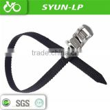 durable nylon exercise straps bicycle pedal straps bicycle toe strap LP701 from syun-lp bicycle parts factory