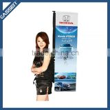 Hot selling cheap backpack flag banner for sale