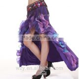 Performance dress Belly dance milk silk South Korean yarn wholesale dancing skirts