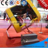 China Factory Direct Manufacturer Cheap Price simulator seatr/flight simulator helicopter rc controll with professional joystick