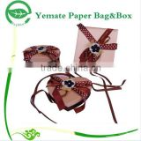 Wholesale Custom Luxury Decorative Empty Packaging Handmade Craft Paper Cardboard Candy Chocolate Strawberry Boxes