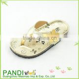 Fashional high-grade girls cheap wholesale slippers
