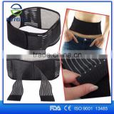Alibaba China Adjustable Self Heating Magnetic Therapy Back Ache Lower Back Support Belt