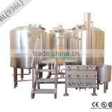8bbl wheat beer brewing kettle, industrial electric kettle