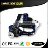 battery powered led headlamp led motorcycle head lamp rechargeable led head light high power cre led headlamp                                                                         Quality Choice