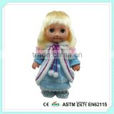 Toys educational children toy Spainsh intelligent diglogue toy doll baby alibaba in spanish