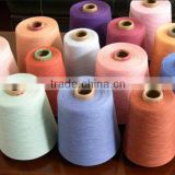 actory Sell high quality open end recycled cotton glove knitting yarn from knitting machine