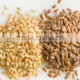 Organic flax seed (brown or golden)