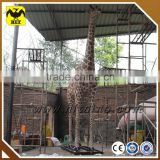 HLT DINO simulation animal silicone giraffe model