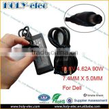 Adapter For DELL LATITUDE E4300 E4310 E5410 E5420 E6410 E6420 E6430 90W AC ADAPTER CHARGER