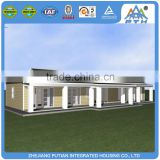 Cheap modular home small luxury prefab steel design villa                                                                         Quality Choice