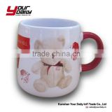 custom logo novelty enamel coffee mug ceramic coffee mug cup custom logo ,ceramic tea mug