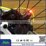 Mini bicycle break light Bicycle warning lights riding accessories