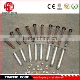 Stainless steel bolts hardened steel bolts