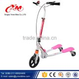 Christmas gift cheap kick scooter for sale /electric kids toy scooter smart / PU flash wheel children pedal scooter