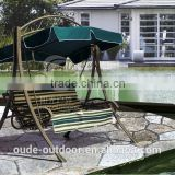 3 seater garden swing chair high quality swing hanging chair