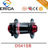 Wholesale MTB Wheel Hubs 2 Sealed Bearings 15mm Tapered Alloy Mountain Bicycle Disc Front Hub With QR