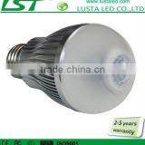 PIR LED Bulb, 4W/6W, With PIR Motion Sensor, Equivalently to 60W incandescent lamp, Long Life Span 40,000 Hrs
