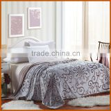 Plush Cheap Polyester Flannel Blanket Bedding Set                                                                         Quality Choice