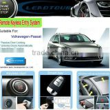 Smart Key Remote Control Engine Start Passive Keyless Entry System for Volkswagen Passat Provided By Chinese Manufacturer