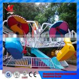Direct manufacture with 10 years experience in best amusement park rides swing flying chairs