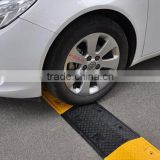 Crash cushion plastic speed bump With high quality