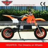 350W 24V China Made Kids Mini Electric Motorbike For Sale (HP110E-A)