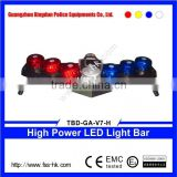 Triangle LED emergency light bar TBD-GA-V7-H