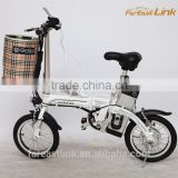 14 inch Electric Folding Bike BCP