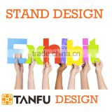 China Guangzhou Exhibition Display Design Services for Trade Show