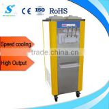 With competitive price frozen yogurt maker machine