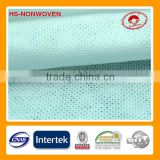 spunlace nonwoven fabric rolls 100%natural cotton imported from America 30g-120g white color