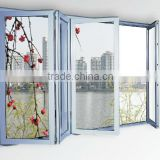 Luxury australia standard aluminium double casement door with best quality and favorable price