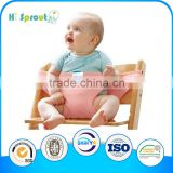 Portable travel baby feeding chair belt safety baby high chair seat