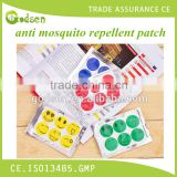 Anti mosquito patch for baby(Deet free),mosquito repellent smily stickers,Skype:godsen22