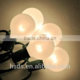 string light decoration outdoor cheap ball chains