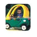 Plastic toy lovely car ( assisant bug car) for toddler safety drive or walk produced by China Feiyou Play Manufacturer