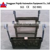 Feiyide Anode Titanium Basket for Electroplating with High Quality