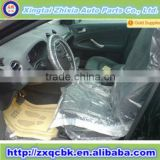 ZX Made in China Fast shipping full set disposable car seat covers for protect and clean
