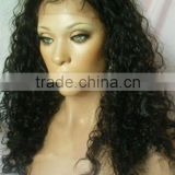 Stock Human hair wigs - Full Lace Wigs Can Wear Baby Hair