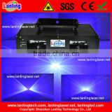 300mw Blue Double-Tunnels Laser equipment