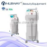 Hot selling beauty salon/ 810 nm tria laser hair removal system /diode laser hair removal beauty device