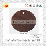 Organic Bamboo Cutting Board with Groove Complete in Specifications