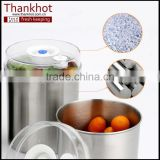 Kitchenware-Vacuum Plastic Canister vacuum seal air tight storage food savers food storage containers
