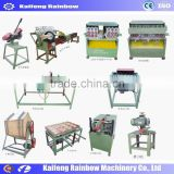 Economical bamboo bbq stick machine/bamboo toothpick making machine